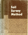 No 25. Soil Survey Method. A new Zealand handbook for the field study of soils. 3rd edition
